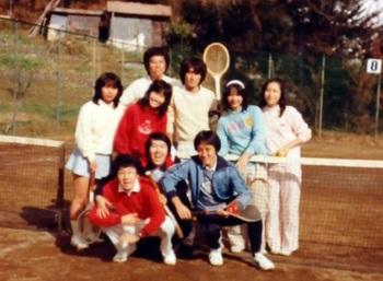 1981年11月21-22日 山中湖テニスツアー 忍野高原ホテル(11).jpg