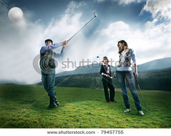 stock-photo-golf-player-teeing-off-golf-ball-from-tee-box-wonderful-cloud-formation-in-background-79457755.jpg